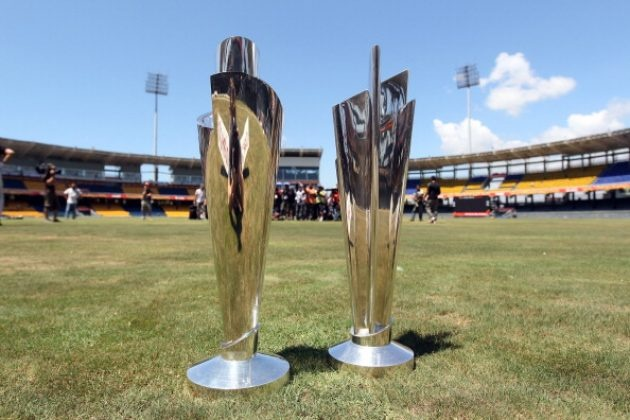 ICC World T20 trophy
