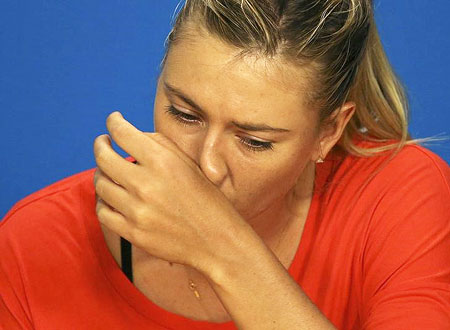 Rediff Sports - Cricket, Indian hockey, Tennis, Football, Chess, Golf - Kremlin: Sharapova failed drug test does not mirror Russian sports