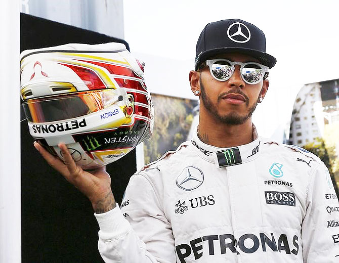 Chasing pack closer to Mercedes, says Hamilton