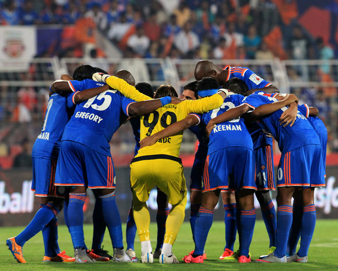 Rediff Sports - Cricket, Indian hockey, Tennis, Football, Chess, Golf - Delta Corp chairman Mody buys 65 percent stake in FC Goa