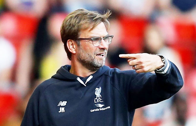 Juergen Klopp signs Liverpool extension