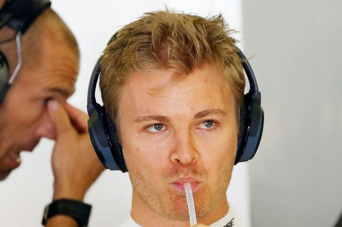 Spanish GP: Rosberg gutted after colliding with teammate Hamilton