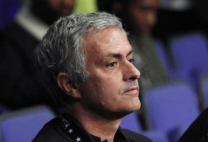 Rediff Sports - Cricket, Indian hockey, Tennis, Football, Chess, Golf - Former United player Neville makes Mourinho-Ferguson comparison
