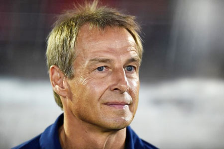 Rediff Sports - Cricket, Indian hockey, Tennis, Football, Chess, Golf - Klinsmann opts for experience in US Copa America squad