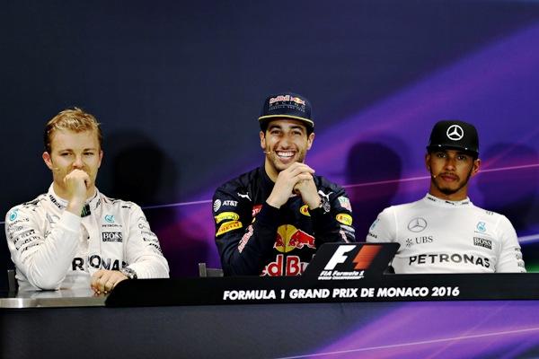 Monaco Grand Prix: Ricciardo takes first career Formula One pole