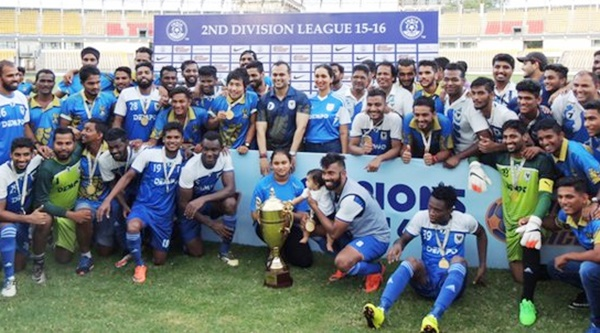 Rediff Sports - Cricket, Indian hockey, Tennis, Football, Chess, Golf - Former champs Dempo SC pull out of I-League