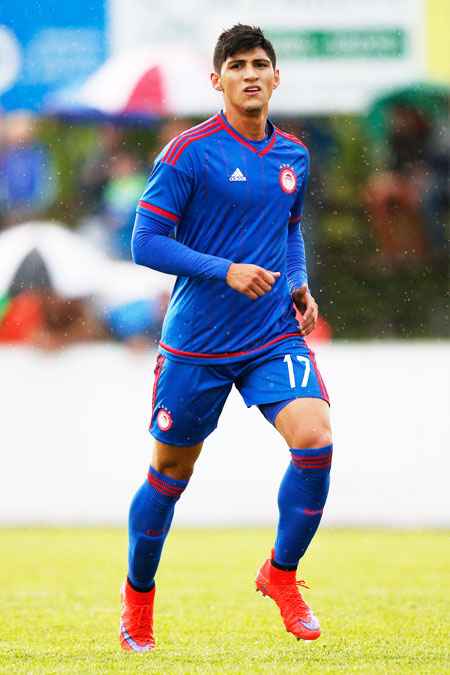 Rediff Sports - Cricket, Indian hockey, Tennis, Football, Chess, Golf - Kidnapped Mexican footballer Pulido rescued