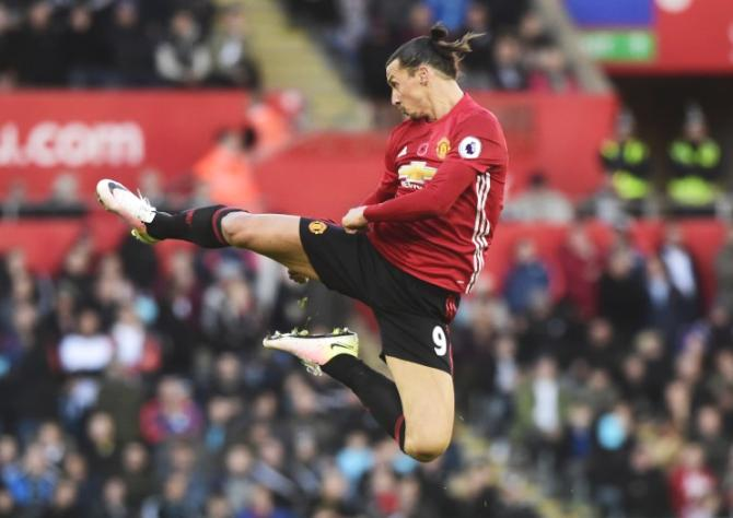Self-obsessed Ibra loves scoring 25,000th Premier League goal