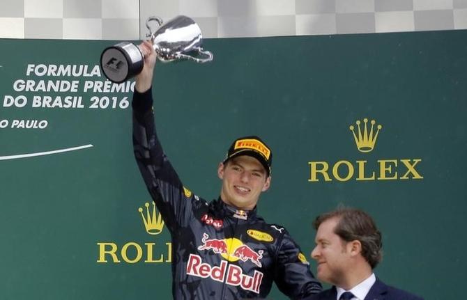 Verstappen earns comparisons with Senna, Schumacher