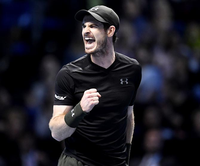 Murray, Kerber top seeds at Australian Open, Federer is 17th