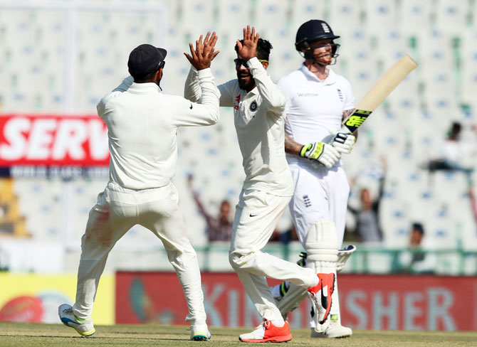 Rediff Cricket - Indian cricket - Stokes reprimanded for inappropriate comments