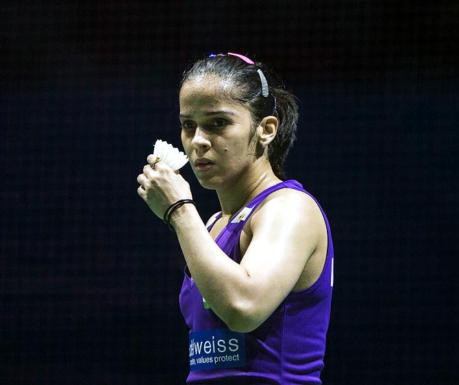 Rediff Sports - Cricket, Indian hockey, Tennis, Football, Chess, Golf - Possible for Saina to get back to the top, says Padukone