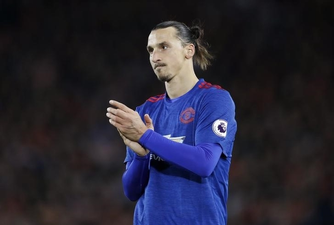 Ibrahimovic vows to be clinical after Liverpool miss
