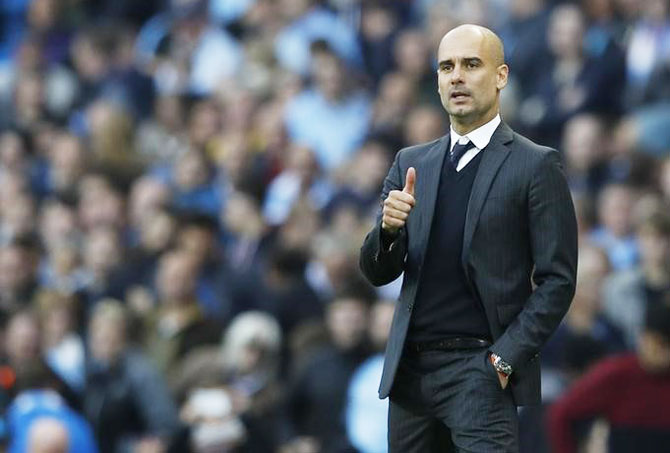 'Door open for Guardiola return'
