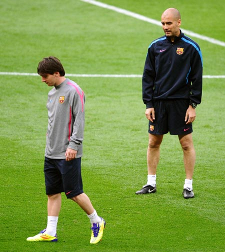 Guardiola tried to bring Messi, Neymar to Manchester City?
