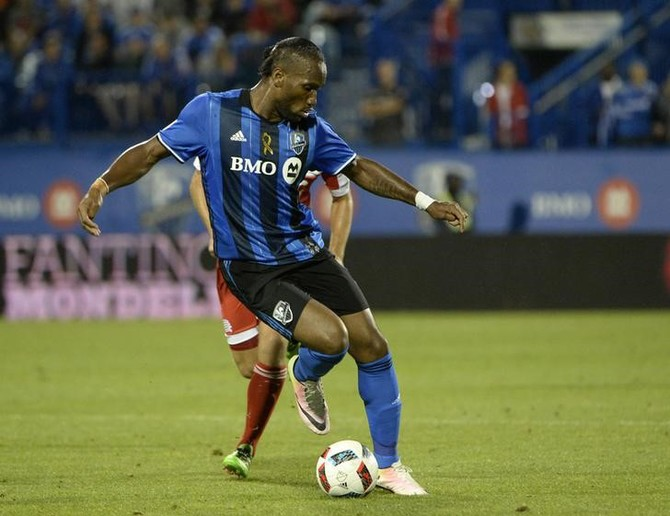 Rediff Sports - Cricket, Indian hockey, Tennis, Football, Chess, Golf - Didier Drogba fined for refusing to play