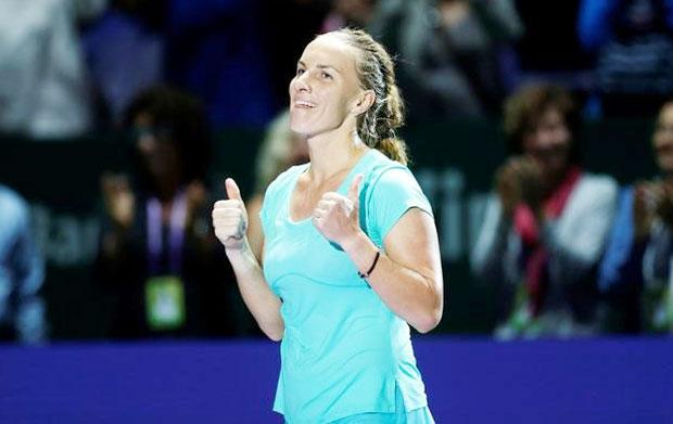 Rediff Sports - Cricket, Indian hockey, Tennis, Football, Chess, Golf - Kuznetsova opens Sydney defence with win, seeds withdraw