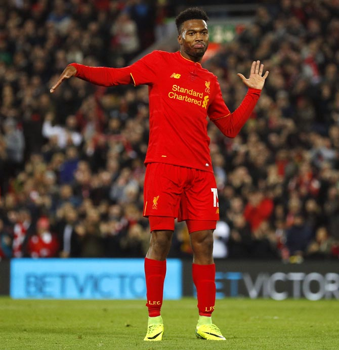 EPL Extras: Liverpool's Sturridge charged by FA for betting