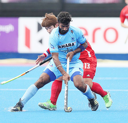 sports others asian champions trophy indian defender surender kumar suspended matches