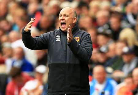 Hull's Phelan named EPL manager of the month
