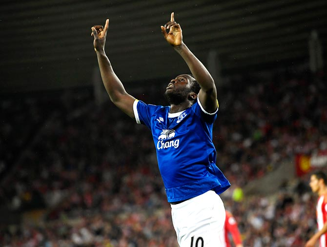 EPL: Lukaku's 11-minute 'trick' powers Everton to victory