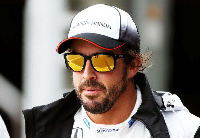 Today's F1 cars are less attractive, more boring: Alonso