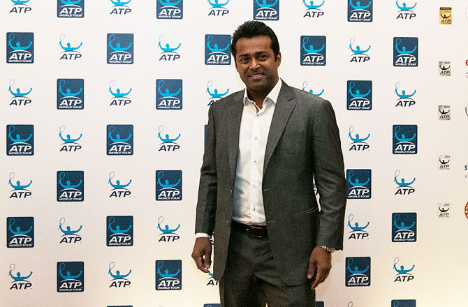Rediff Sports - Cricket, Indian hockey, Tennis, Football, Chess, Golf - Leander Paes on jealous competitors and personal life issues