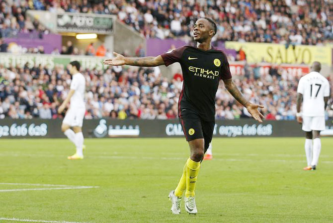 Guardiola and the reason for City's 'Sterling' show