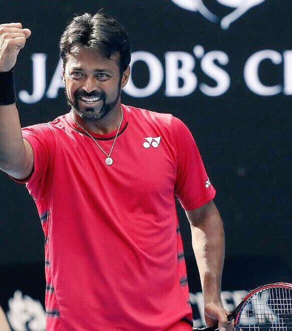 Rediff Sports - Cricket, Indian hockey, Tennis, Football, Chess, Golf - Veteran Paes wins first title of season in Challenger tournament