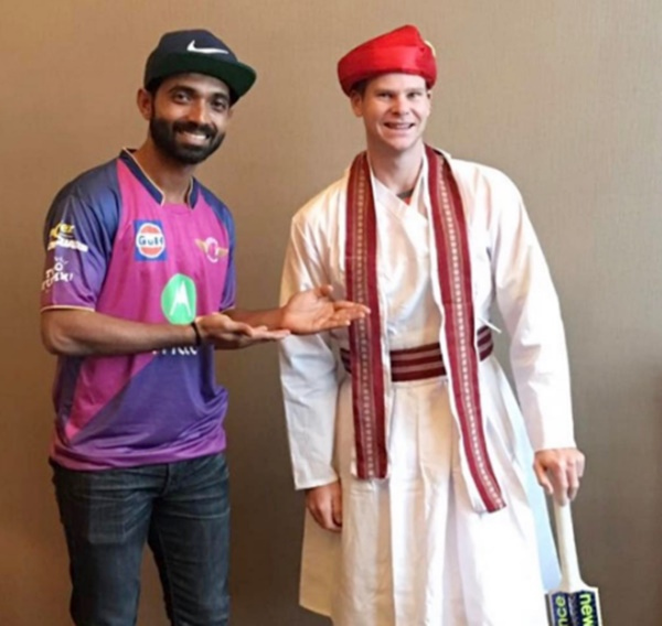 What do you think of Smith's new look? - Rediff Cricket