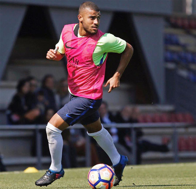 Barca's Rafinha Alcantara is set to miss the Champions League match vs Juventus and the Clasico vs Real Madrid