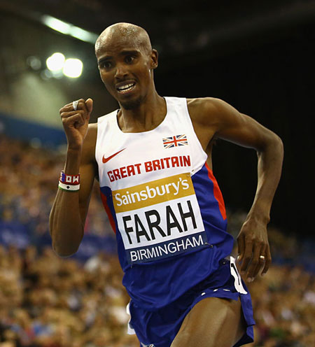 Farah injection prior to 2014 London Marathon was not recorded - medical doctor