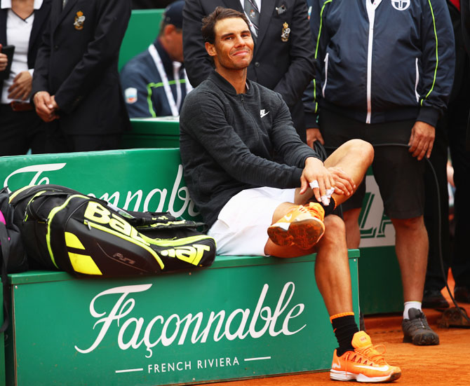 Nadal not contemplating of his tenth French Open up title... just nevertheless