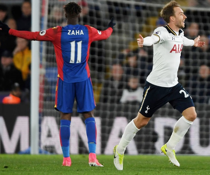 EPL PIX: Tottenham refuse to give up title chase, Arsenal eye top-four