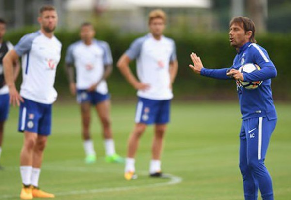 Rediff Sports - Cricket, Indian hockey, Tennis, Football, Chess, Golf - Football Roundup: Why upcoming season will be toughest for Conte?
