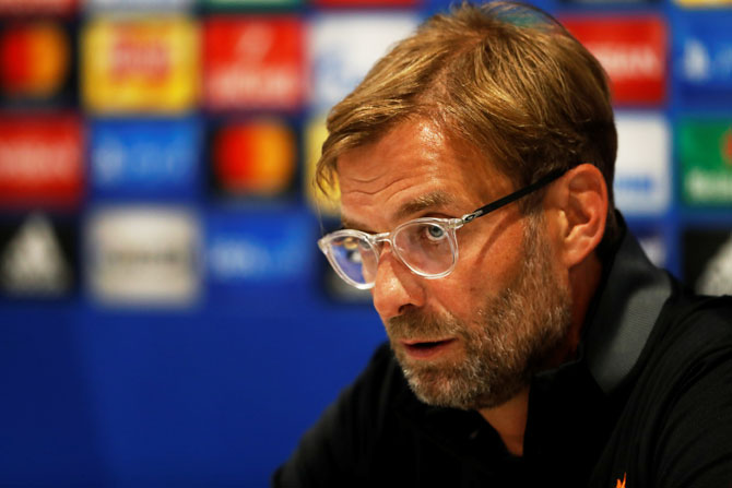 Juergen Klopp has allegations claiming he has differences with Philippe Coutinho