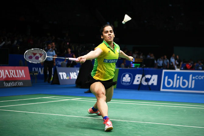 Fit-again Saina hopes to repeat 2010 CWG success at Gold Coast