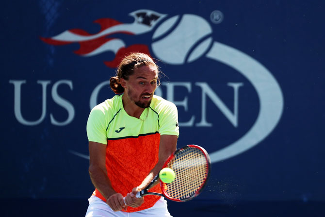 "Alexandr Dolgopolov has likened media coverage of his alleged match-fixing to ""fairytales"""