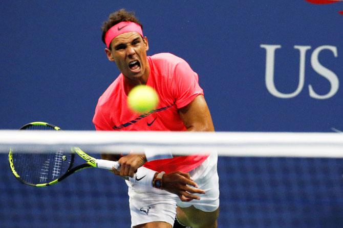 Rafael Nadal is expected to canter in his 2nd round match against unknown Japanese Toro Daniel on Thursday