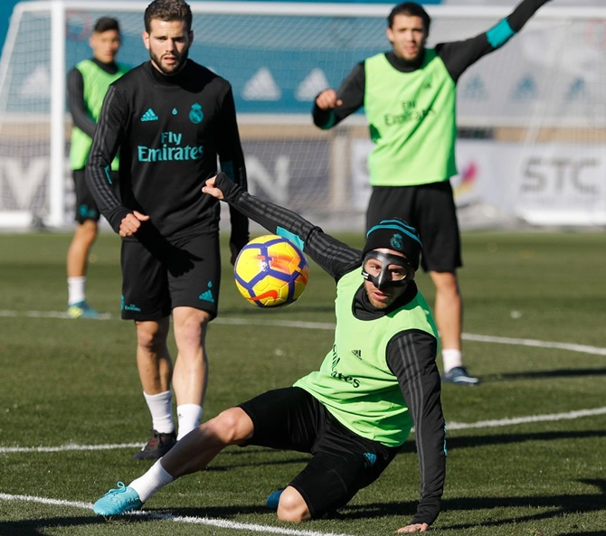 Rediff Sports - Cricket, Indian hockey, Tennis, Football, Chess, Golf - Why Real Madrid are in danger