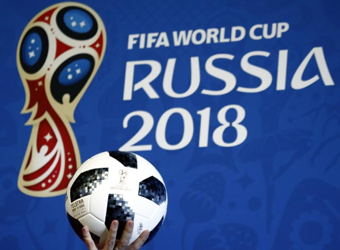 Rediff Sports - Cricket, Indian hockey, Tennis, Football, Chess, Golf - Analysis: Which is the toughest group at 2018 FIFA World Cup?