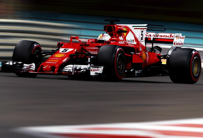 Rediff Sports - Cricket, Indian hockey, Tennis, Football, Chess, Golf - Why Ferrari could lead others out of F1