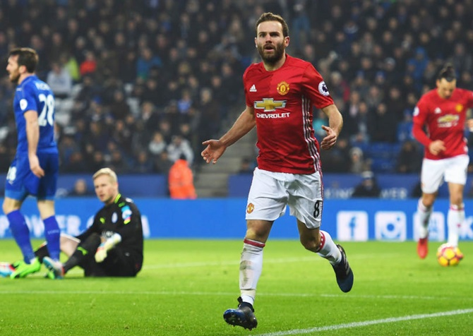 EPL: United extend long unbeaten run