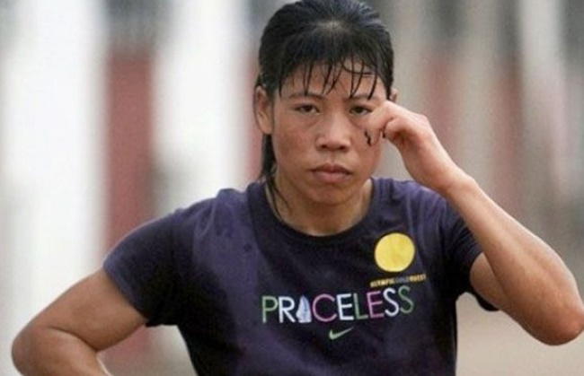 Rediff Sports - Cricket, Indian hockey, Tennis, Football, Chess, Golf - Mary Kom juggles boxing and Parliament