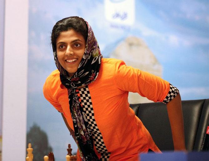 Harika enters semis of World Women's Chess Championship