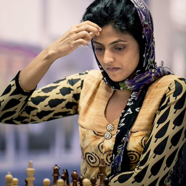 Rediff Sports - Cricket, Indian hockey, Tennis, Football, Chess, Golf - Harika bows out of World Women Chess Championship