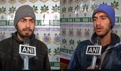 Inspiring! Two young footballers from Kashmir to play in La Liga