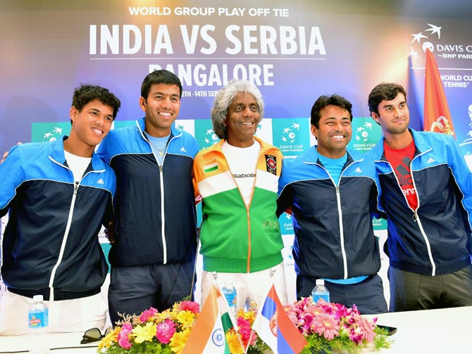 Vijay Amritraj slams move to sack brother Anand as Davis Cup captain