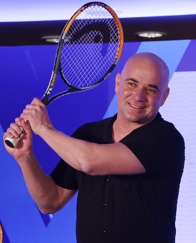 andre agassi - photo #2