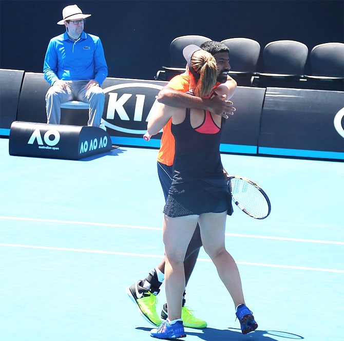 australian open mixed doubles